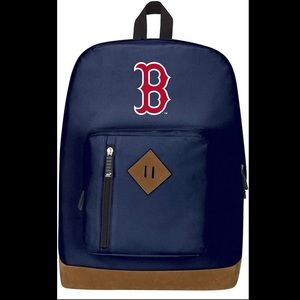 Official Licensed MLB backpack- Boston Red Sox